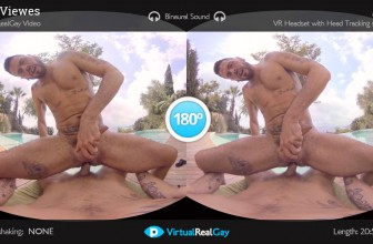 Fuck Tough Guy Gay VR Porn